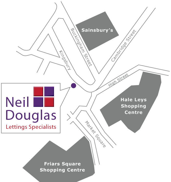 Neil Douglas Contact Map